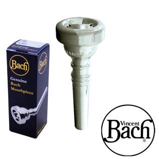 Bach 342 Flugelhorn Mouthpiece  3B Silver Plate