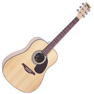Vintage V400MP Dreadnought Acoustic Guitar, Natural