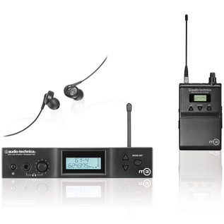 Audio Technica M3 Wireless In Ear Monitor System