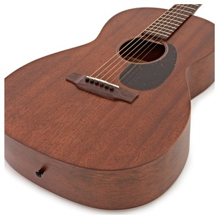 Martin 000-15SM Solid Mahogany Acoustic Guitar, Slotted Headstock