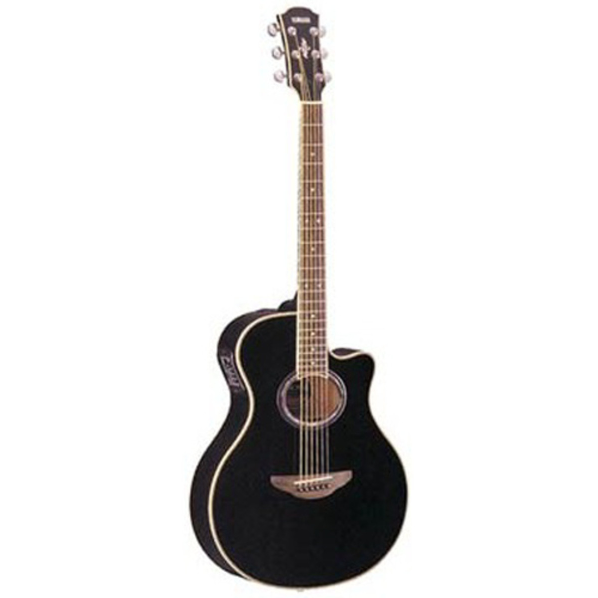 yamaha apx700 guitare electro acoustique noir. Black Bedroom Furniture Sets. Home Design Ideas