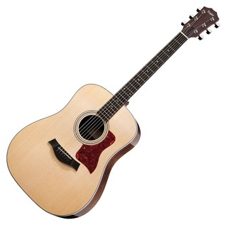 Taylor 210e Deluxe Dreadnought Electro Acoustic Guitar, Natural