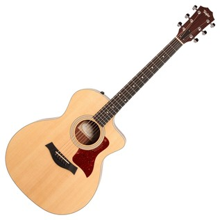 Taylor 214ce Grand Auditorium Electro Acoustic Guitar, Natural