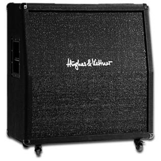 Hughes & Kettner CC412 25A Guitar Speaker Cabinet, Angled