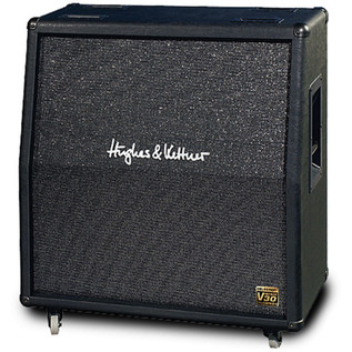 Hughes & Kettner VC412 A30 4 x 12 Guitar Speaker Cabinet, Angled