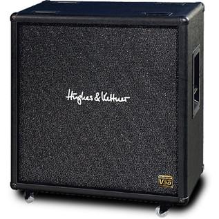 Hughes & Kettner VC412 B30 4 x 12 Guitar Speaker Cabinet, Straight