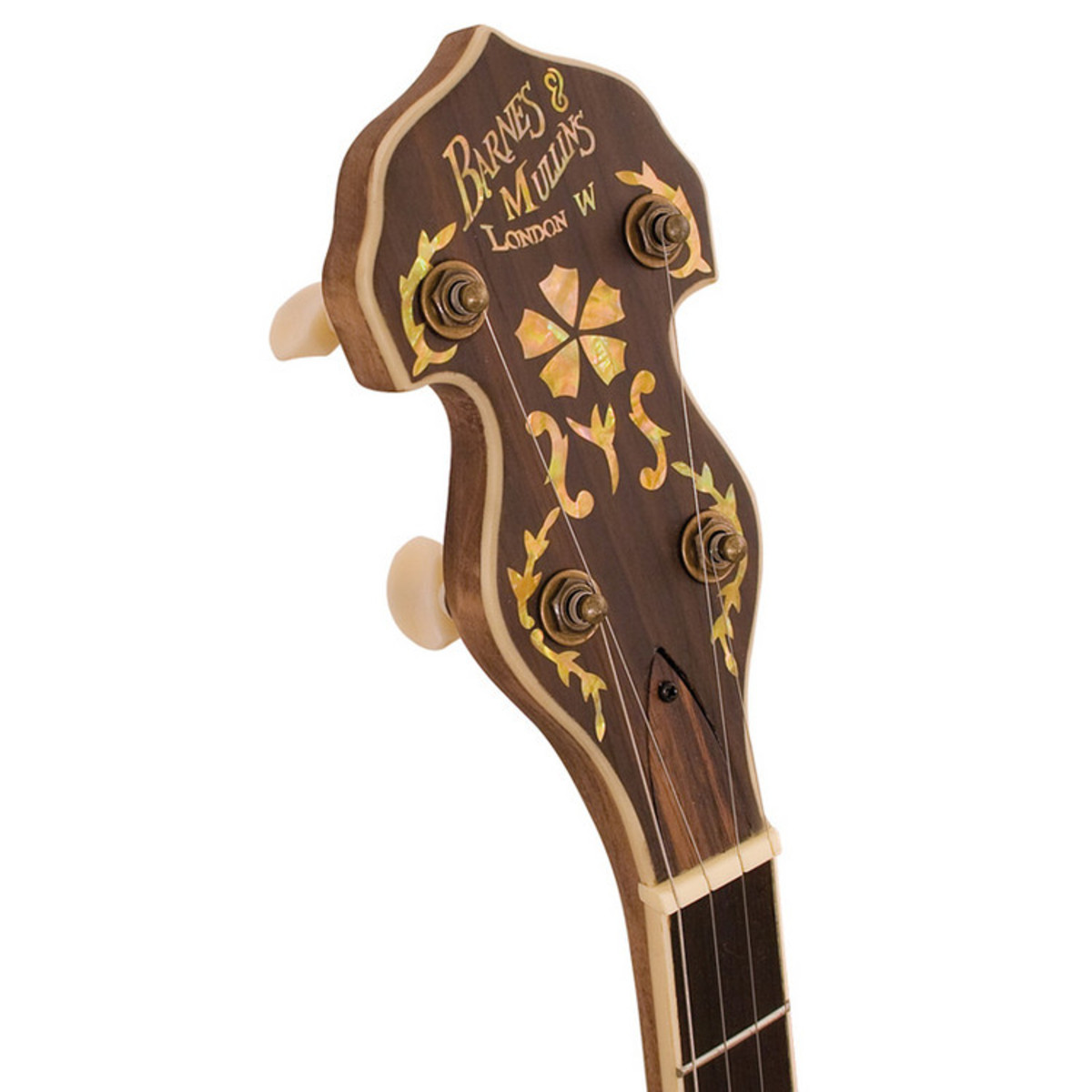 Barnes & Mullins BJ500M Troubadour 5 String Banjo at ...
