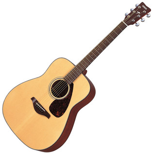 Yamaha FG700MS Acoustic Guitar, Matt Gloss