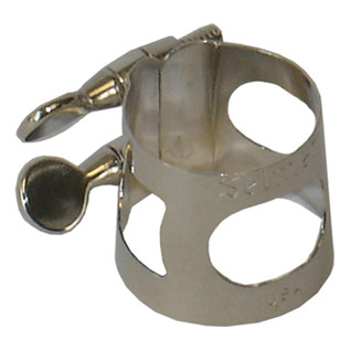 Conn-Selmer Alto Clarinet Ligature, Nickel Plated