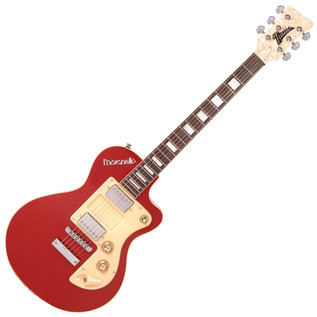 Italia Maranello Classic Electric Guitar, Red