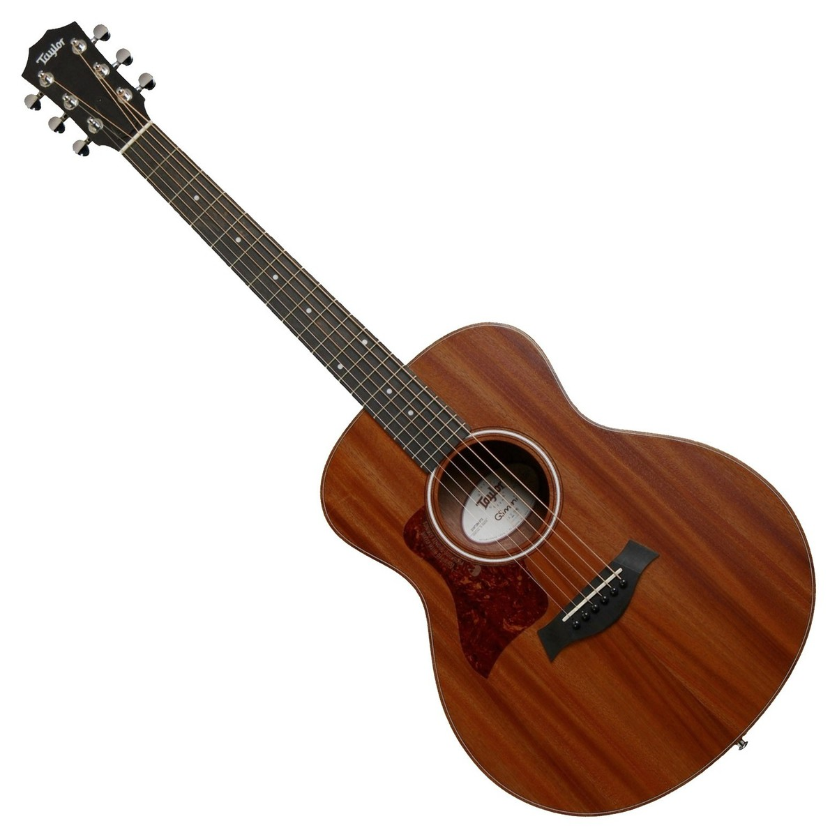 taylor gs mini left handed acoustic guitar mahogany top at. Black Bedroom Furniture Sets. Home Design Ideas