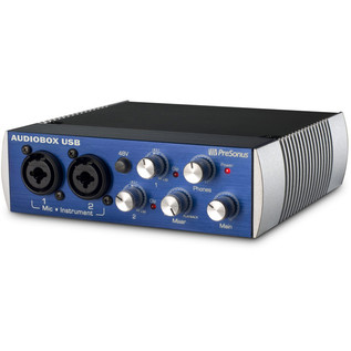 Presonus Audiobox USB Audio Interface