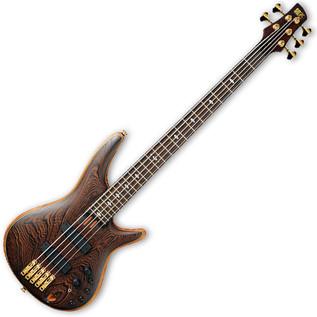 Ibanez SR5005E Prestige 5-String Bass Guitar, Oil
