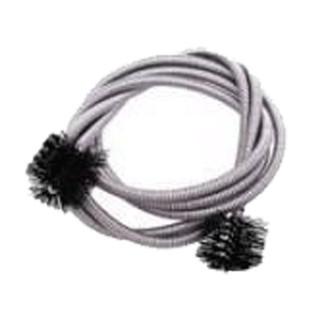 Bore Brush- Trombone, no plastic coating, flexible wire