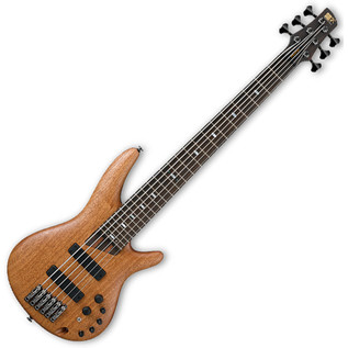 Ibanez SR4006E Prestige 6-String Bass Guitar, Stained Oil