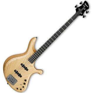 Ibanez G104 Grooveline Bass Guitar, Natural