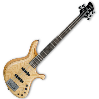 Ibanez G105 Grooveline 5-String Bass Guitar, Natural