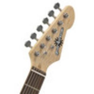 Ubisoft Rocksmith + Electric-ST Guitar, Sunburst Xbox Package
