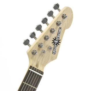 Ubisoft Rocksmith + 3/4 Electric-ST Guitar, Black PS3 Package