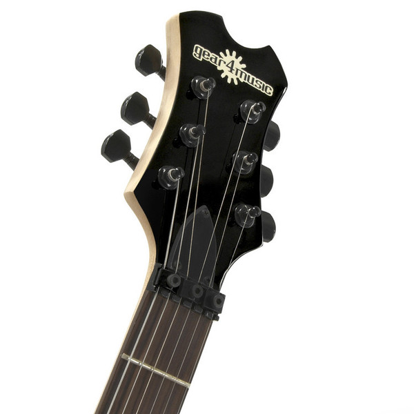 Rocksmith (PS3) + Metal X Electric Guitar in Black