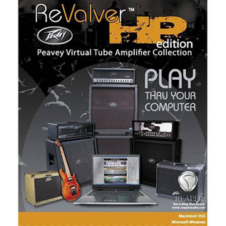 Peavey Revalver HP Edition Virtual Guitar Amp Software