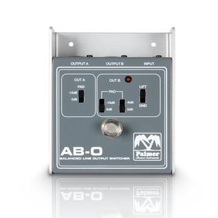 Palmer ABO Balanced Line Output Switch