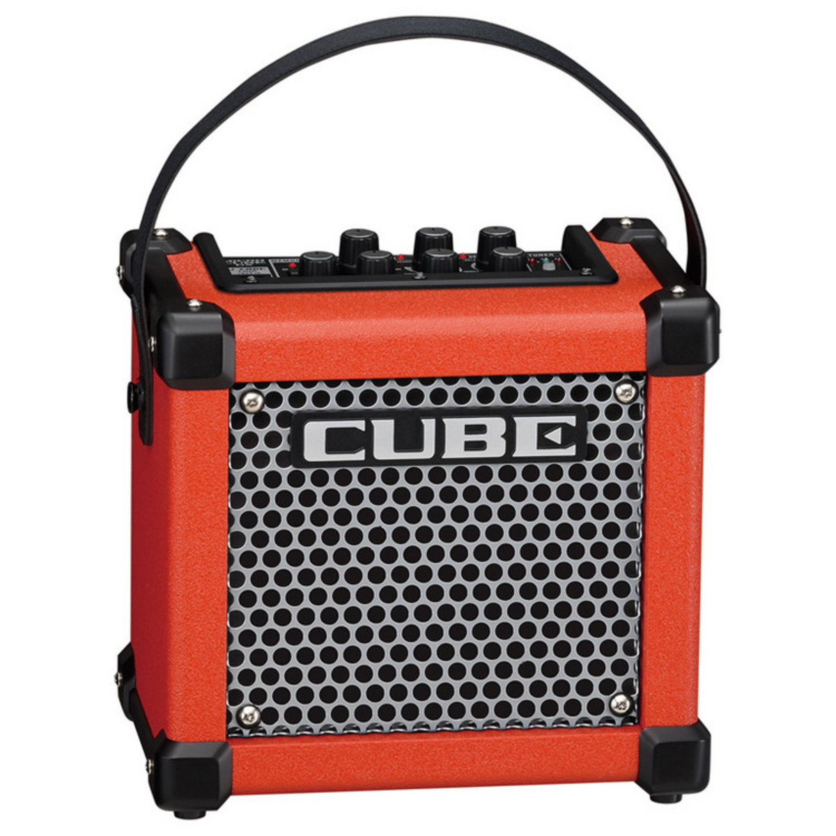 roland micro cube gx guitar amplifier red at. Black Bedroom Furniture Sets. Home Design Ideas
