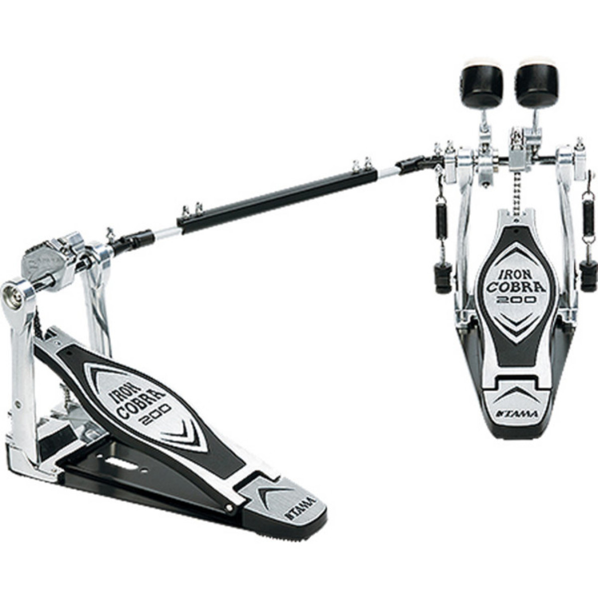tama hp200ptw iron cobra 200 series double drum pedal at. Black Bedroom Furniture Sets. Home Design Ideas