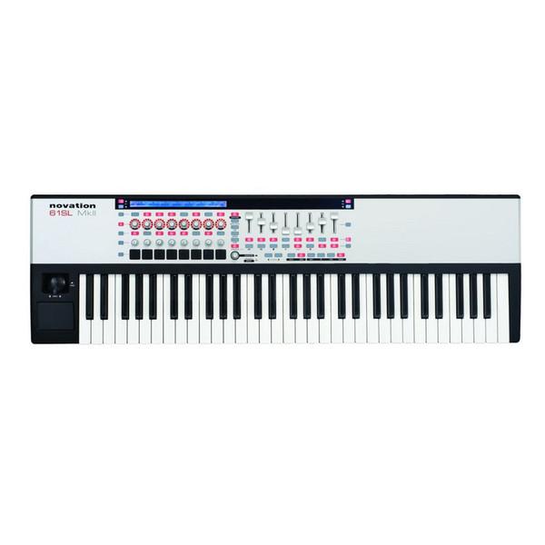 Novation 61 SL Mk2 MIDI Controller Keyboard