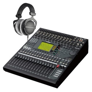 Yamaha 01V96i Digital Mixer & Free Beyerdynamic DT770 Headphones