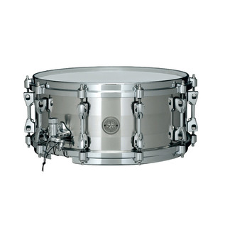 Tama Starphonic PSS146 6 x 14 Snare Drum, Stainless Steel