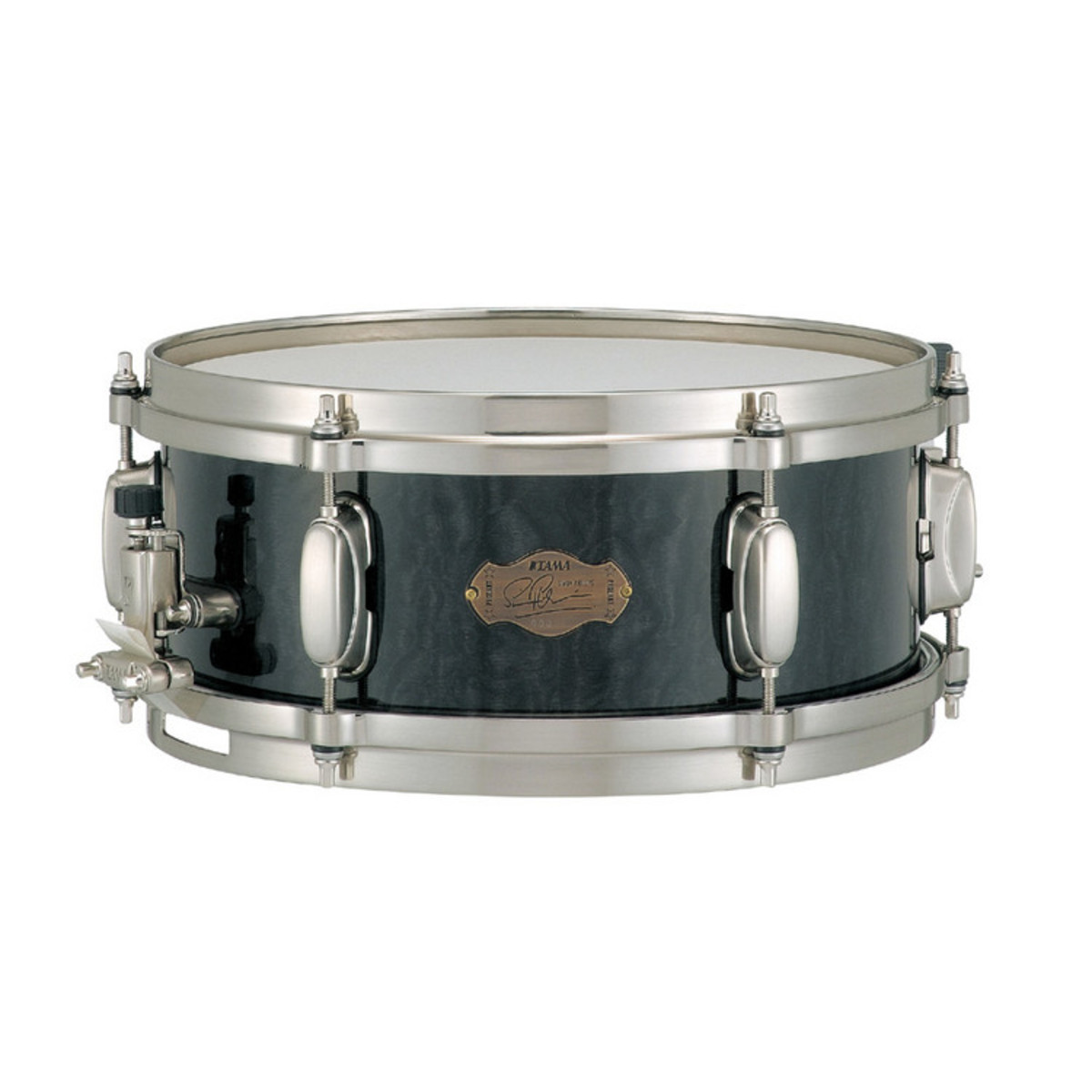 tama simon phillips signature 12 39 39 x 5 39 39 snare drum at. Black Bedroom Furniture Sets. Home Design Ideas