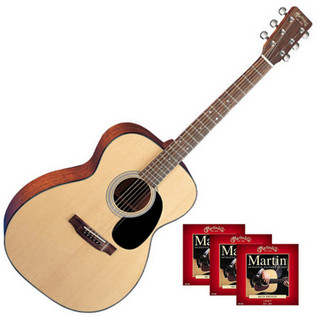 Martin 000-18 Standard Series Acoustic Guitar with FREE Strings