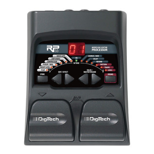 DigiTech RP55 Guitar Multi-FX Processor