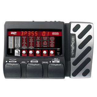 DigiTech BP355 Bass Guitar Multi-FX Processor