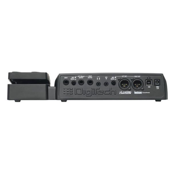 DigiTech BP355 Bass Guitar Multi-FX Processor Rear