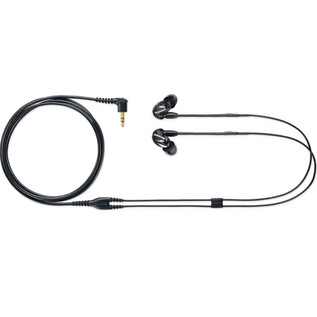 Shure SE215 Sound Isolation Earphones, Black