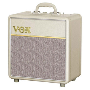 VOX AC4 Custom Series AC4C1 Guitar Amplifier, Cream