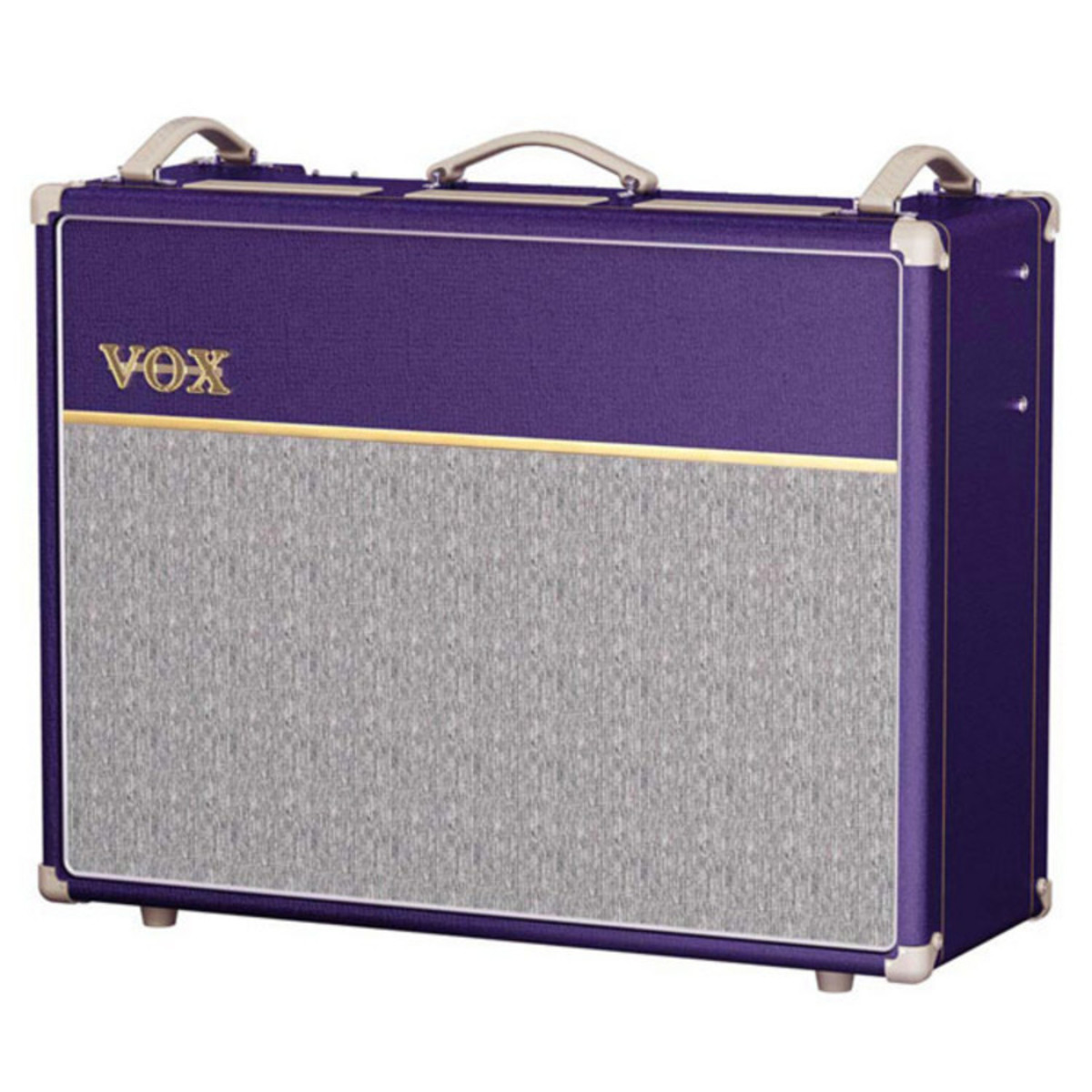 vox ac30c2 custom guitar amp limited edition purple at. Black Bedroom Furniture Sets. Home Design Ideas