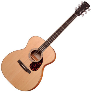 Larrivee OM-03 Acoustic Guitar with Hard Case