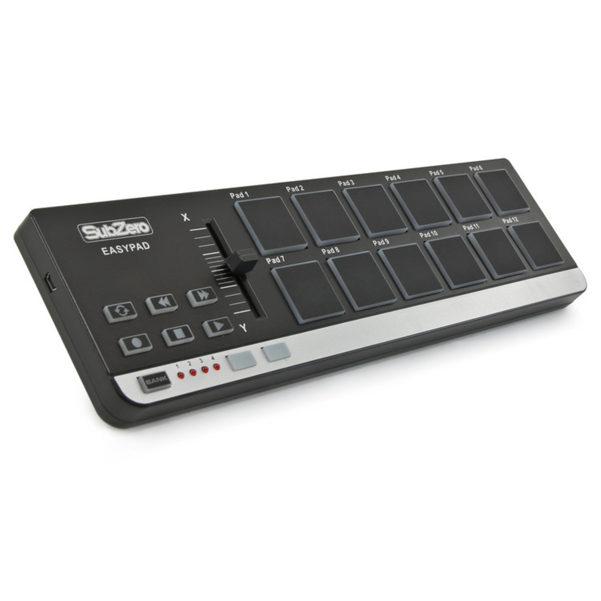 subzero easypad mini midi pad controller nearly new at. Black Bedroom Furniture Sets. Home Design Ideas