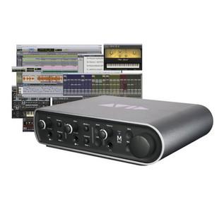 Mbox with Pro Tools Express + Pro Tools Xgrade Activation Card