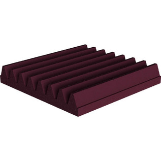 Universal Acoustics Mercury Wedge Burgundy (300 x 50mm)