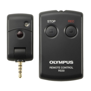 Olympus Portable Recorder RS30W Remote Control for LS-5 and LS-11