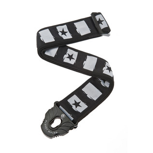 planet waves rockstar lock guitar strap