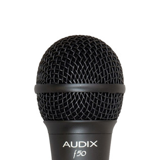 Audix F50/S Dynamic Cardioid Vocal Mic with Switch