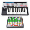 Novation 25 SL MK2   pakiet Launchpad S Producent