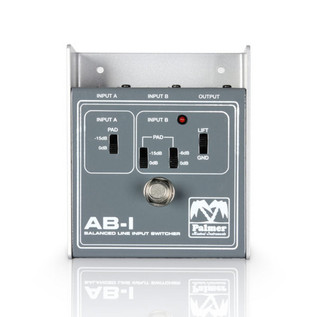 Palmer  ABI - Balanced Line Input Switch