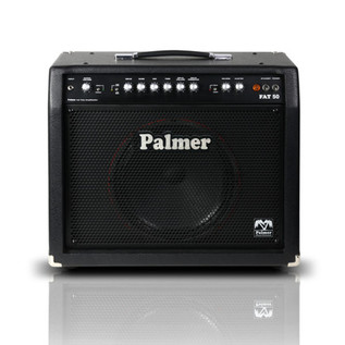 Palmer FAT 50 Tube Guitar Combo 50w
