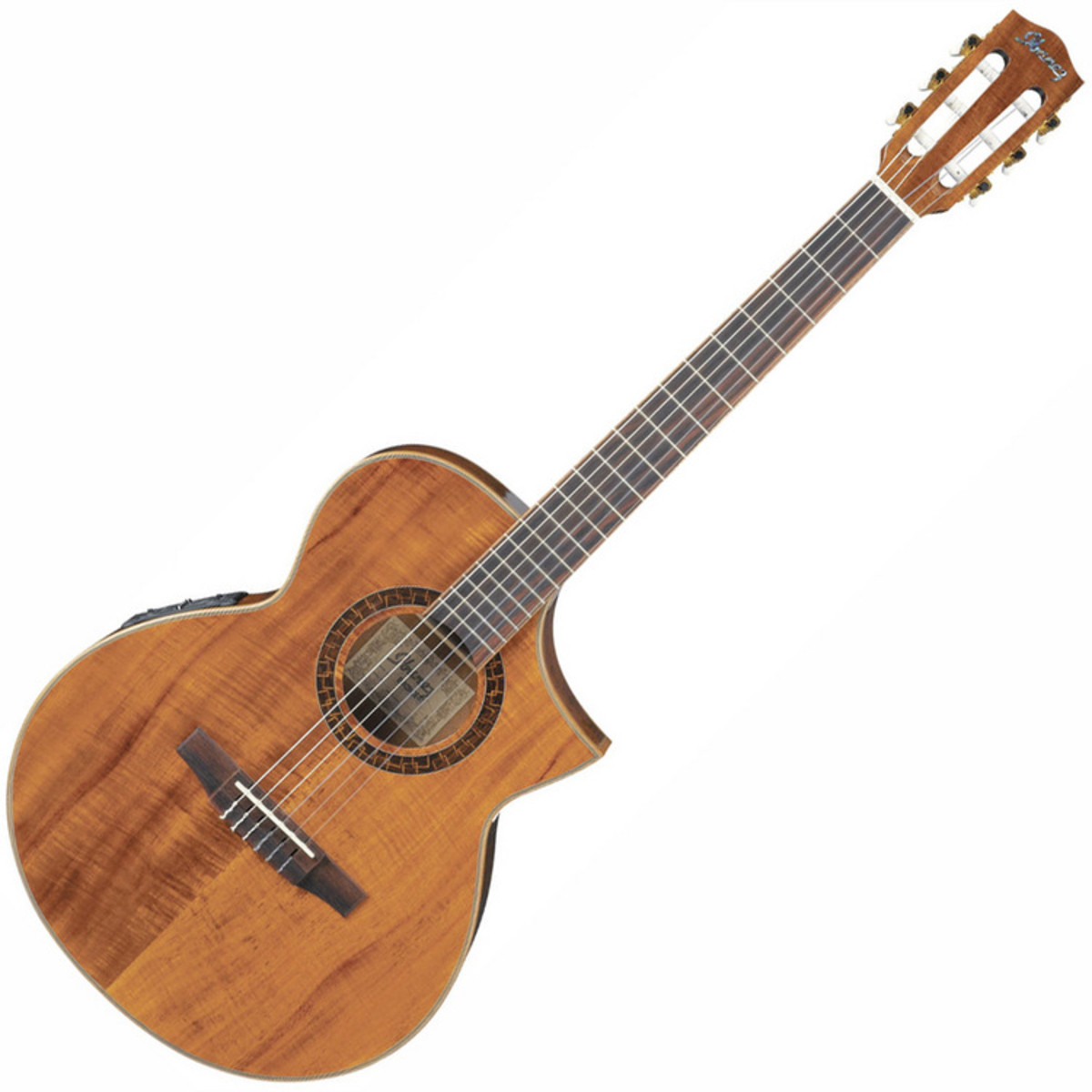 ibanez ewn28k0e exotic wood nylon string guitar nearly new at. Black Bedroom Furniture Sets. Home Design Ideas